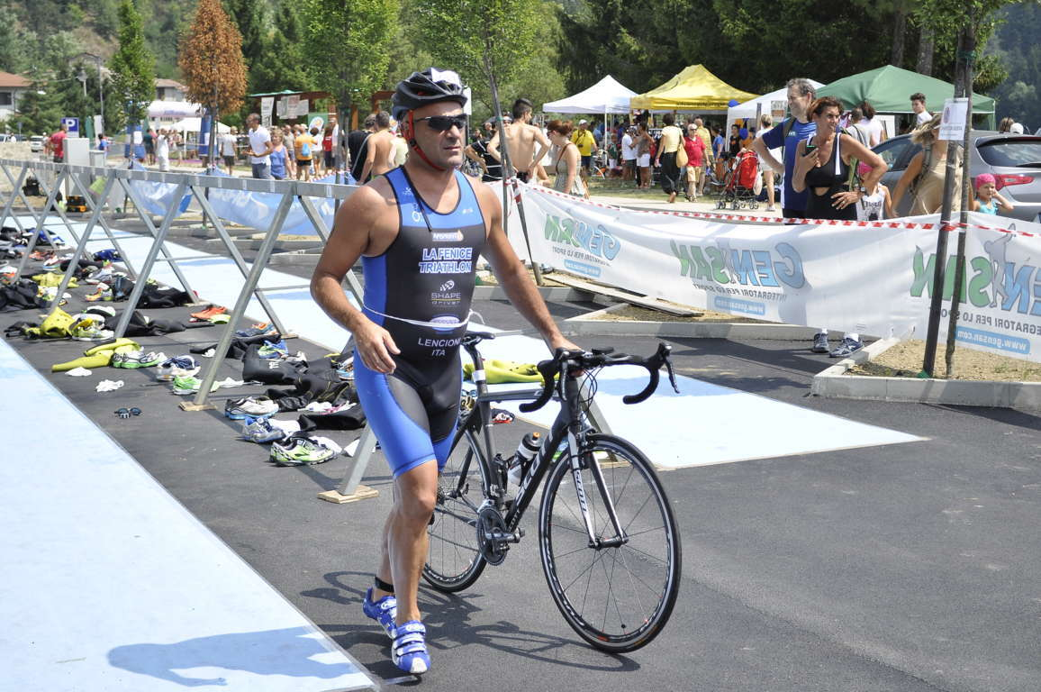 how to prepare for a sprint triathlon